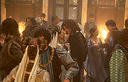 File:016 The Wolf and the Lamb episode still of Charlotte of Albret and Cesare Borgia 250px.png