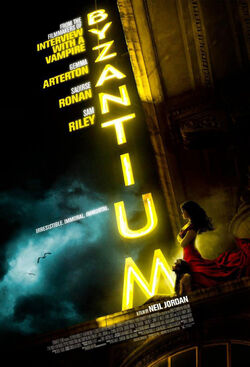Byzantium cover poster