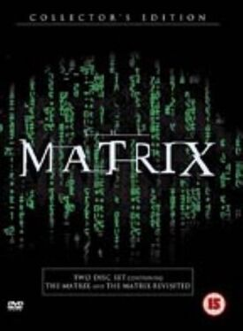 The Matrix 2 Disc Collectors Edition