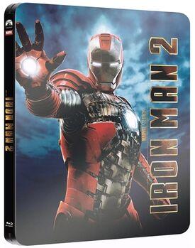 Iron Man 2 Blu-ray Steelbook