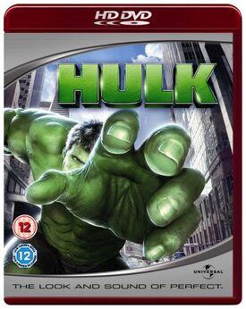 Hulk HD DVD
