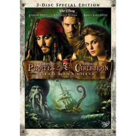 Pirates of the caribbean dead mans chest 2 disc special edition DVD
