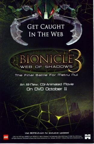 File:Bionicle 3 Web of Shadows Poster.jpg