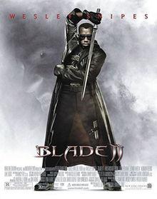Blade II poster
