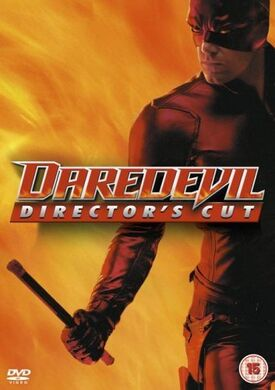 Daredevil Director's Cut DVD