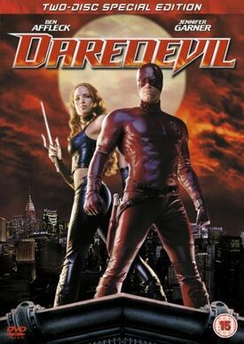 Daredevil Two-Disc Special Edition DVD