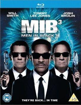 MIB3 Blu-ray UV Copy