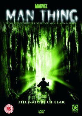 Man-Thing DVD