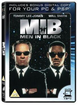 Men in Black DVD + Digital Copy