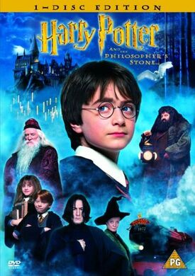 Harry Potter and the Philosopher's Stone 1-Disc Edition DVD