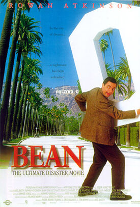 Bean The Ultimate Disaster Movie Poster