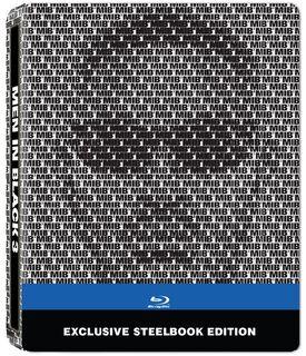 MIB3 Blu-ray Steelbook