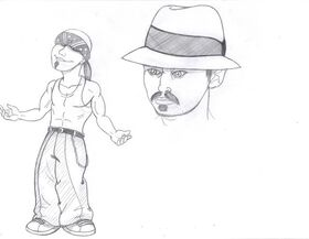 O gangster