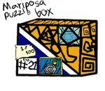 Experiment -21 Mariposa Puzzle Box