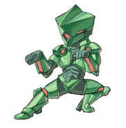 CO Chibis series 2 (Mighty Mantis)2
