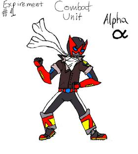 Alpha Replacemet Portrait