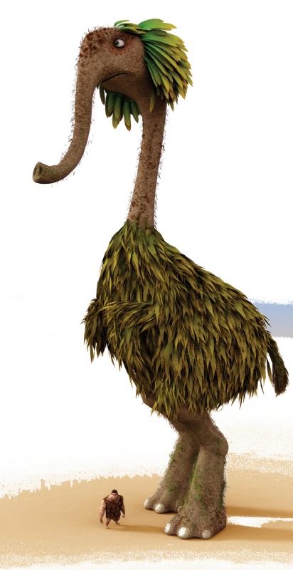 Swamp Tree Elephant | The Croods Wiki | FANDOM powered by ...