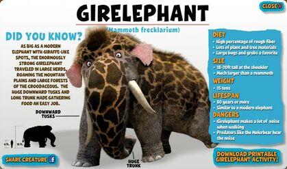 Girelephant