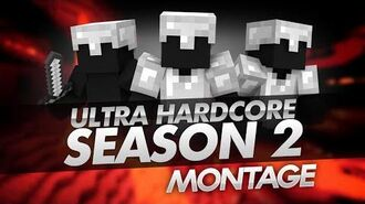 Minecraft Cube UHC Season 2 Montage