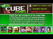 Cube Panel - Pax East