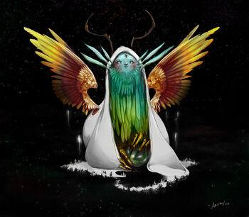 Spiritual Deity