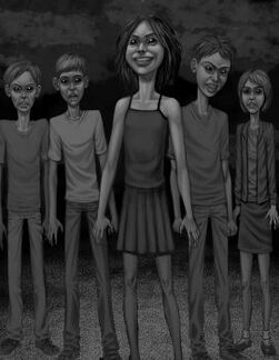Black eyed kids by creepyjonez-d7azcnz