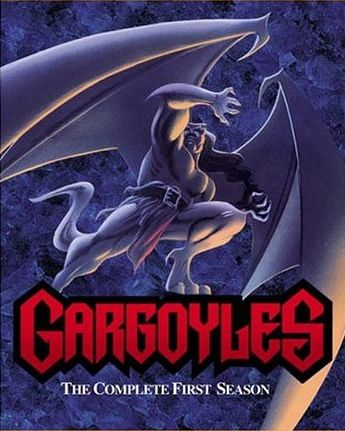 File:Gargoyles The Complete First Season.jpg