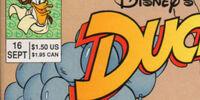 DuckTales (Disney Comics) Issue 16