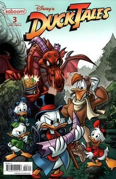 DuckTales (Boom! Studios) Issue 3A