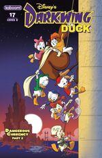 Darkwing Duck Issue 17B