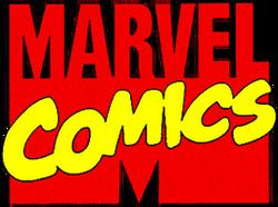 Marvel Comics 1990s logo