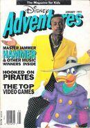 DisneyAdventures-Jan1992