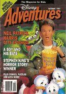DisneyAdventures-Oct1991