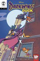 Darkwing Duck JoeBooks 5 solicited cover