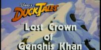 The Lost Crown of Genghis Khan