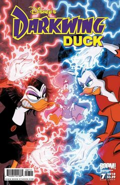 Darkwing Duck BoomStudios 7A