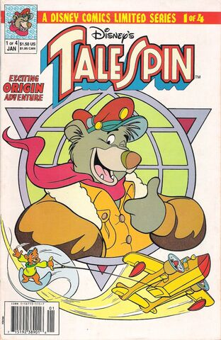 File:TaleSpin Limited Series issue 1.jpg