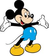 Blickey Mouse