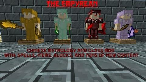 Minecraft Mod Showcase Empyrean (Part 3 of 3)