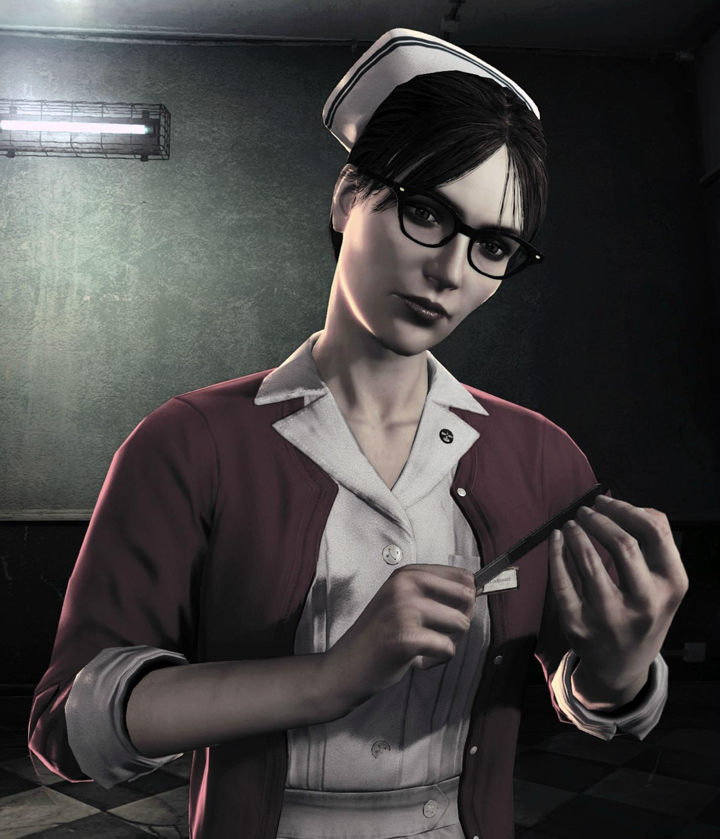 Image result for the evil within 2 the nurse