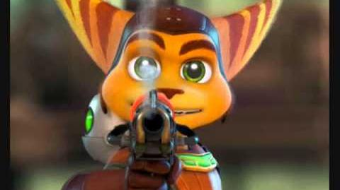 Ratchet's Voice (Ratchet and Clank)