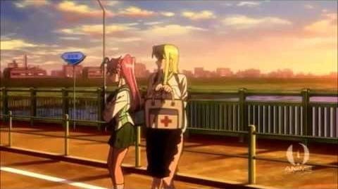 Highschool of the Dead Amv (Smells Like Teen Spirit By- Nirvana)