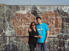 Tio Cesar Becerra and Tia Jessica Becerra-1490803937