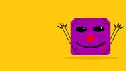 .FOODORBDesktop Background Purple Monster Simple
