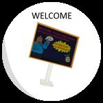 Badge Sign