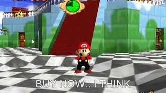 Nintendo007 Bloopers Shroom Commericial-0