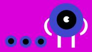 .FOODORBDesktop Background Alien Donut Simple
