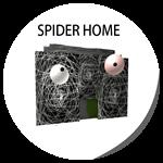 Badge spiderhome