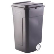 Garbage can idle