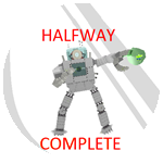Badge Halfway